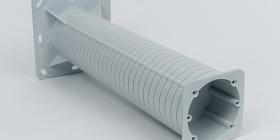 KEZ 300_KB - villanyszerelési doboz hőszigetelő burkolatba