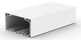 Parapet csatorna – üreges PK 130X65 D