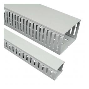 RK 37,5X37,5 HF LD - rozváděčový kanál bezhalogenový - DIN