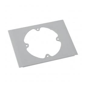 8450-11HF HB - přístrojová podložka pro bezhalogenové kanály PK (jednonásobná)