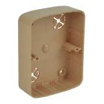 LK 80X28 2ZT I1 - krabice přístrojová (imitace)