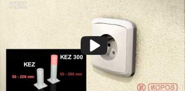 Embedded thumbnail for Szerelési utasítások hőszigetelő burkolatba szerelt KEZ villanyszerelési dobozhoz