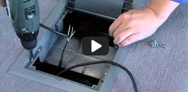 Embedded thumbnail for Szerelési utasítások betonba és álpadlóba szerelt KOPOBOX villanyszerelési dobozhoz