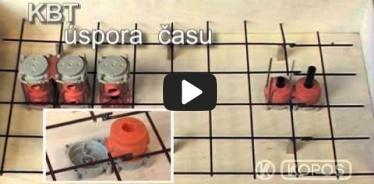 Embedded thumbnail for Szerelési utasítások betonba szerelt KBT villanyszerelési dobozhoz