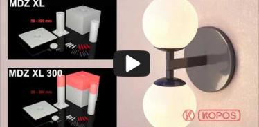Embedded thumbnail for Szerelési utasítások hőszigetelő burkolatba szerelt MDZ XL szerelőlemezhez