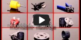 Embedded thumbnail for Rögzítő anyagok
